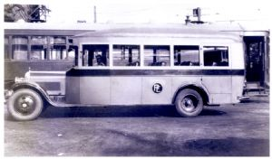 Bus and trolley