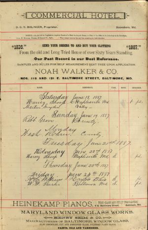 Register page 9