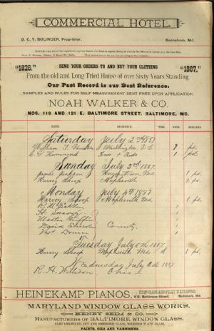 Register page 11