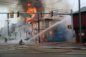 Blaze at the Boone Hotel