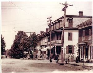 Commercial Hotel, 1914