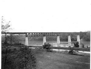Norfolk & Western Railroad Bridge