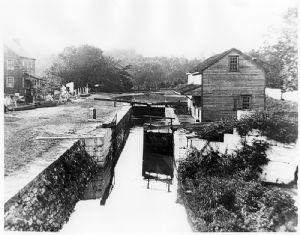 Lock 38 Area