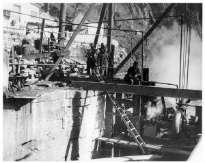 Reconstruction of Lock 33