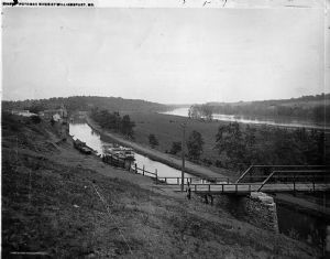 Canal at Williamsport