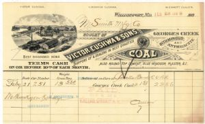 Bill for Georges Creek Coal