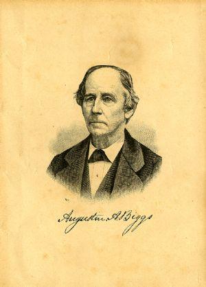 Dr Augustin Biggs