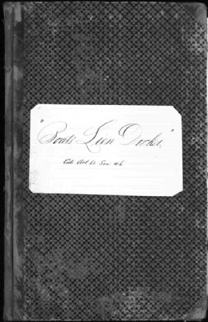 Boat lien docket cover