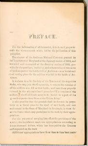 Preface, page 3. Burial Places of Confederate Soldiers