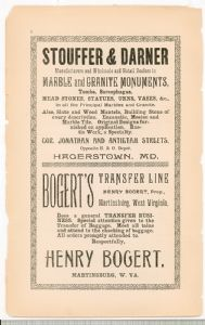 Hagerstown Directory 1893 -Page 8