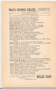 Hagerstown Directory 1893 - Page 10