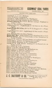 Hagerstown  Directory 1893 - Page 13