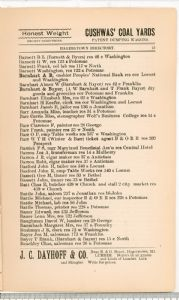 Hagerstown Directory 1893 -Page 15
