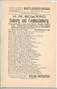 Hagerstown Directory 1893 - Page 24