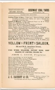 Hagerstown Directory 1893 - Page 37