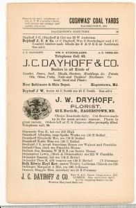 Hagerstown Directory 1893 -Page 39