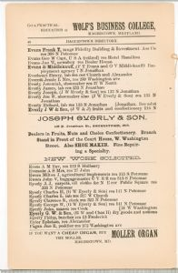 Hagerstown Directory 1893 - Page 46