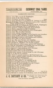 Hagerstown Directory 1893 - Page 47