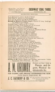 Hagerstown Directory 1893 - Page 101