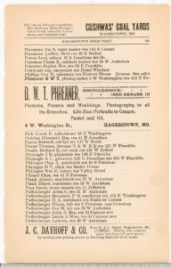 Hagerstown Directory 1893 - Page 103