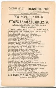Hagerstown Directory 1893 - Page 115