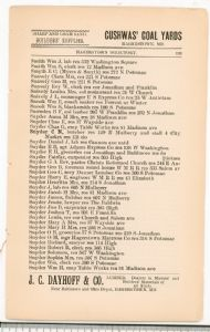 Hagerstown Directory 1893 - Page 123