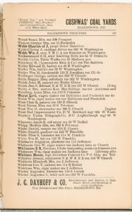 Hagerstown Directory 1893 - Page 137