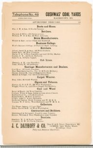 Hagerstown Directory 1893 - Page 145