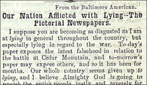 Herald of Freedom and Torch Light, Hagerstown, Md., September 1862, page 1