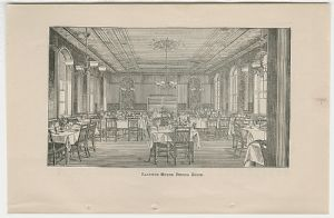 Baldwin Hotel Dining Room
