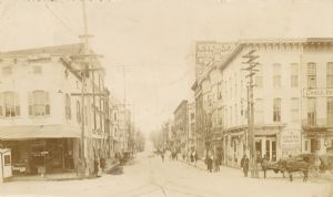 Hagerstown,  West Washington Street, 1906?