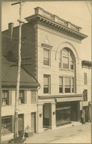 Hagerstown,  Elks Hall