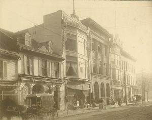Hagerstown, West Washington Street