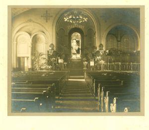 Hagerstown,  St John's Lutheran Church