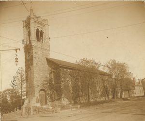 Hagerstown,  Zion Reformed Church,