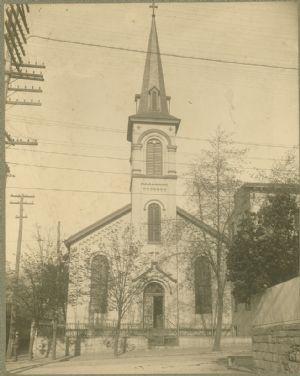 Hagerstown,  Saint Mary's Roman Catholic Church