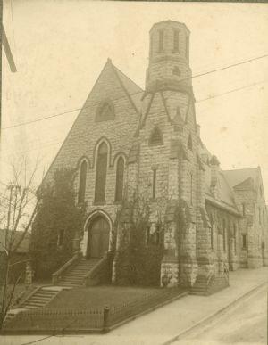 Hagerstown,  Presbyterian Church