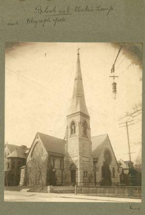 St John's Episcopal Church, Hagerstown Md