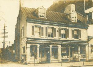 Hagerstown,  R.M. Hays and Bros. store, West Washington Street.