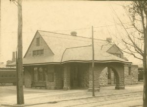 Baltimore and Ohio Railroad Passenger Station, Hagerstown