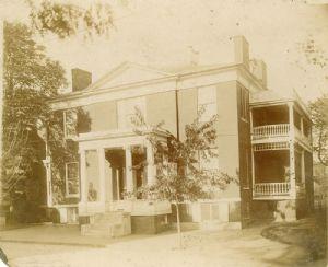 Hagerstown,  Hamilton House