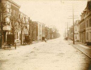 Hagerstown,  East Washington Street