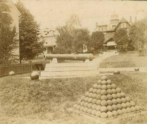 Hagerstown,  Spanish American War Cannon