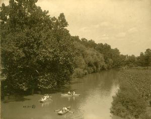 Hagerstown,  Antietam Creek,