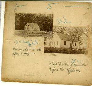 Dunker Church, Antietam Battlefield