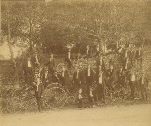League of American Wheelmen, Hagerstown
