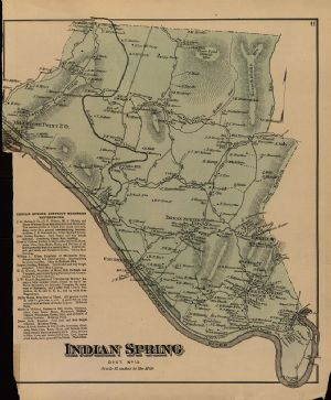 Indian Spring - District No. 11