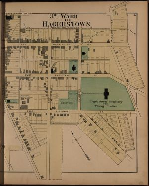 Hagerstown- 3rd Ward