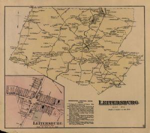 Leitersburg  - District No 9.