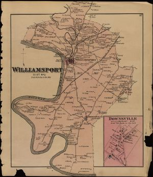 Williamsport - District No. 2 and Downsville